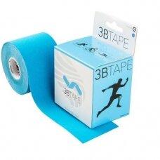 3B Tape kineziologinis teipas mėlynas