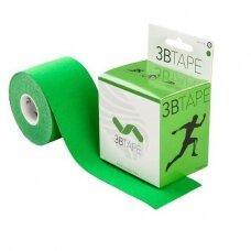 3B Tape kineziologinis teipas žalias