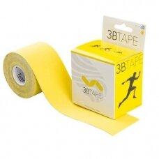 3B Tape kineziologinis teipas geltonas