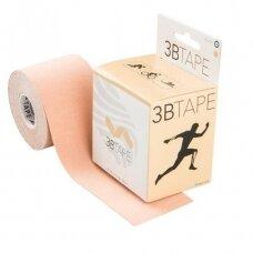 3B Tape kineziologinis teipas kūno spalvos