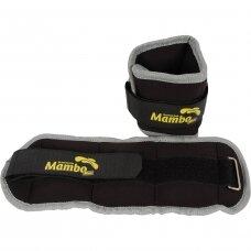 MAMBO MAX riešo ir čiurnos svarelių pora