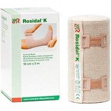 Mažo tamprumo Rosidal elastinis tvarstis