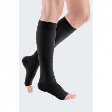 Mediven elegance® kompresinės kojinės iki kelių atvirais pirštais