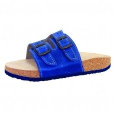 Ortopediniai sandalai suaugusiems mėlyni T09 (35-43 dydžiai)