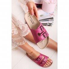 Ortopediniai sandalai suaugusiems rožiniai T13 (35-48 dydžiai)