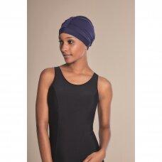 Plaukimo kepuraitė tamsiai mėlyna