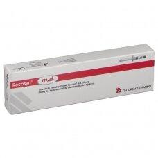 Recosyn® m.d. hialurono rūgšties injekcijos į sąnarius 1ml/1%