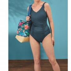 Vientisas maudymosi kostiumėlis CUBA