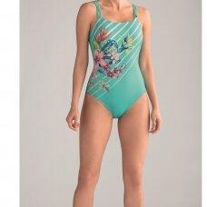 Vientisas maudymosi kostiumėlis HONOLULU